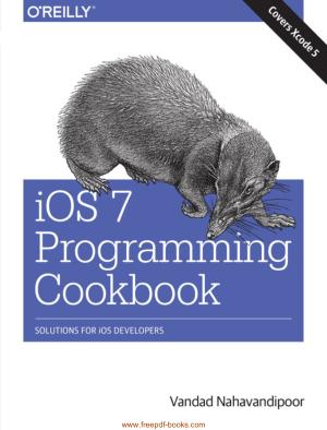 Free Download PDF Books, Programming iOS 7 Cookbook