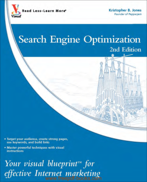 Search Engine Optimization Your Visual Blueprint For Effective Internet Marketing 2nd Edition