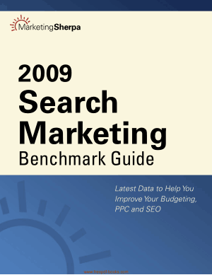 Search Marketing Benchmark Guide