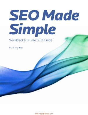 Free Download PDF Books, SEO Made Simple Wordtrackers Free Seo Guide