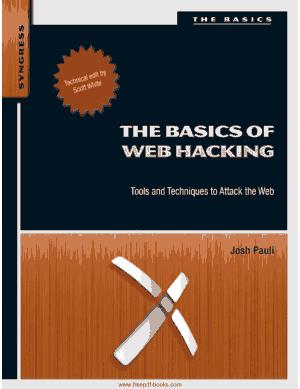 Free Download PDF Books, The Basics Web Hacking