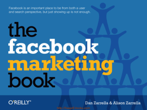 Free Download PDF Books, The Facebook Marketing Book