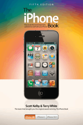 Free Download PDF Books, The iPhone Book, 5th Edition
