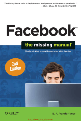 Facebook The Missing Manual 2nd Edition