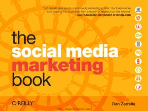 Free Download PDF Books, The Social Media Marketing Book