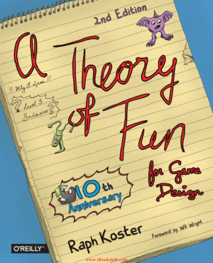 Free Download PDF Books, Theory of Fun for Game Design, 2nd Edition