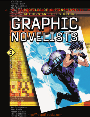 Free Download PDF Books, U.X.L Graphic Novelists Volume 1
