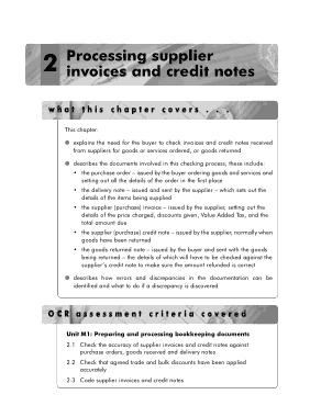 Free PDF Books, Purchase Invoice Sample Template