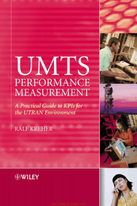 Free Download PDF Books, Umts Performance Measurement