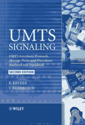 Umts Signaling 2nd Edition Book
