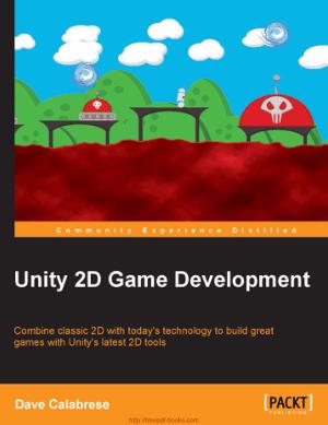 Free Download PDF Books, Unity 2d Game Development