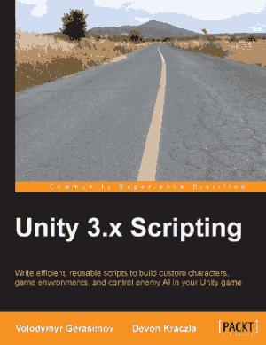 Free Download PDF Books, Unity 3.X Scripting Ebook