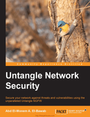 Free Download PDF Books, Untangle Network Security