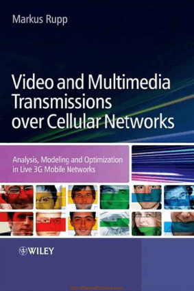 Free Download PDF Books, Video And Multimedia Transmissions Over Cellular Networks
