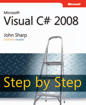 Free Download PDF Books, Visual C# 2008 Step by Step Book