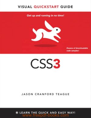 Visual Quick Start Guide CSS3
