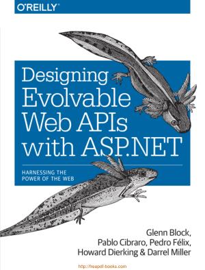 Designing Evolvable Web Apis With ASP.NET, Pdf Free Download