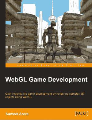 Free Download PDF Books, WebGL Game Development