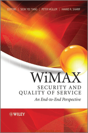 Wimax Security And Quality Of Service Book
