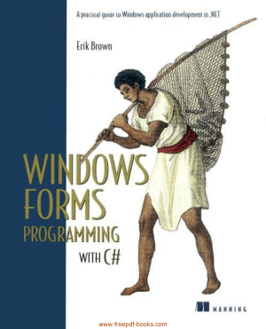 Free Download PDF Books, Windows Forms Programming With C#