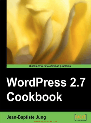 Free Download PDF Books, WordPress 2.7 Cookbook
