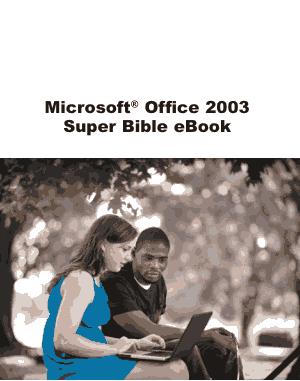 Free Download PDF Books, Access 2003 Bible Ebook