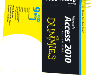 Free Download PDF Books, Access 2010 All In One For Dummies