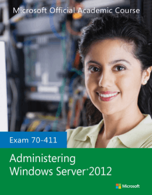 Administering Windows Server 2012 Exam 70-411