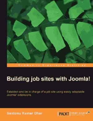 Free Download PDF Books, Building Job Sites With Joomla