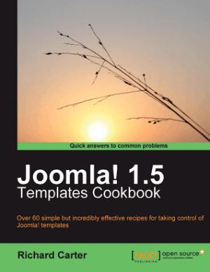 Free Download PDF Books, Joomla 1.5 Templates Cookbook