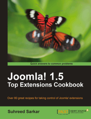 Joomla 1.5 Top Extensions Cookbook