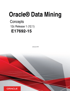 Free Download PDF Books, Oracle Data Mining Concepts