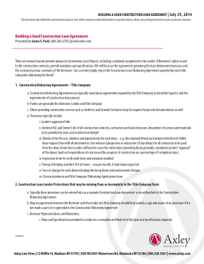 Free PDF Books, Commercial Construction Loan Agreement Template