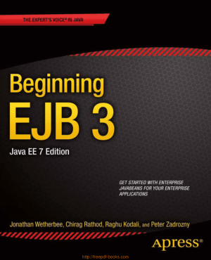 Beginning Ejb 3 2nd Edition Book