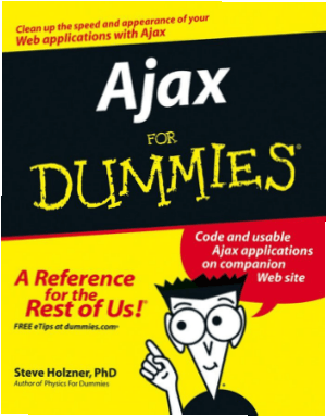 Free Download PDF Books, Ajax For Dummies, Pdf Free Download