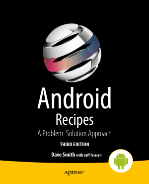 Android Recipes 3rd Edition