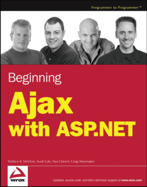 Free Download PDF Books, Beginning Ajax With ASP.NET