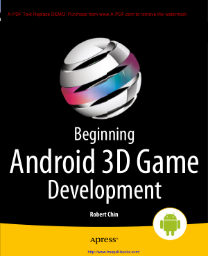 Beginning Android 3d Game Development, Pdf Free Download