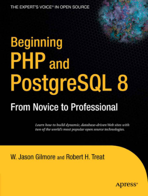 Beginning PHP And Postgre SQL 8