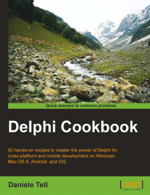 Free Download PDF Books, Delphi Andriod Cookbook
