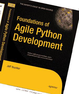 Free Download PDF Books, Foundations Of Agile Python Development