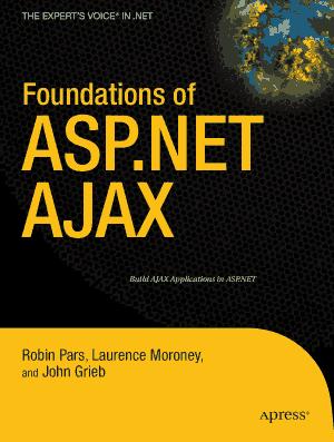 Free Download PDF Books, Foundations Of ASP.NET Ajax