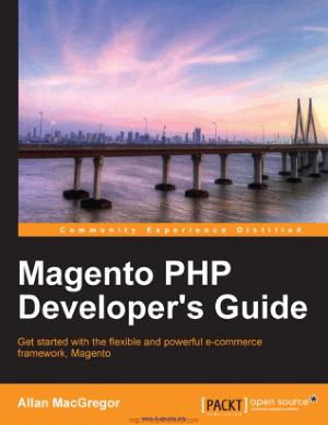 Magento Php Developer Guide