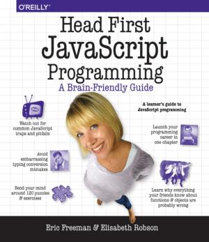 Free Download PDF Books, Head First JavaScript Programming
