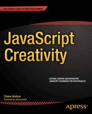 JavaScript Creativity, Java Programming Book