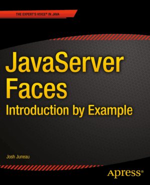 Javaserver Faces Introduction By Example, Java Programming Tutorial Book
