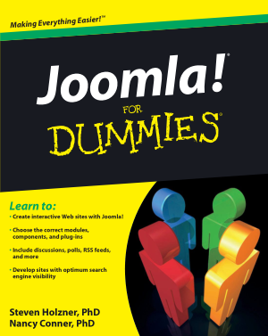 Joomla For Dummies 1st Edition