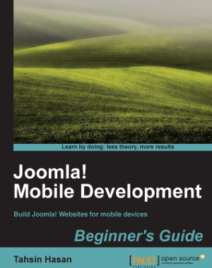 Free Download PDF Books, Joomla Mobile Development Beginner Guide, Joomla Ecommerce Template Book