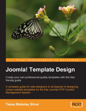 Joomla Template Design, Joomla Ecommerce Template Book