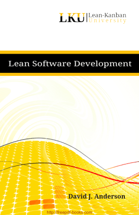 Free Download PDF Books, Lean Software Development